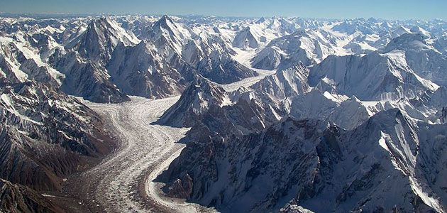Pakistan - K2 Base Camp trek
